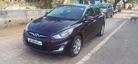 Hyundai Verna Fluidic 1.6 CRDi SX Automatic, 2013, Diesel