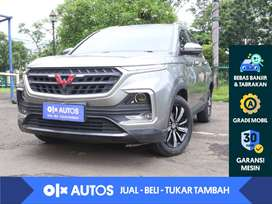 [OLX Autos] Wuling Almaz 1.5 Exclusive 5 Seater 2019 Abu-abu