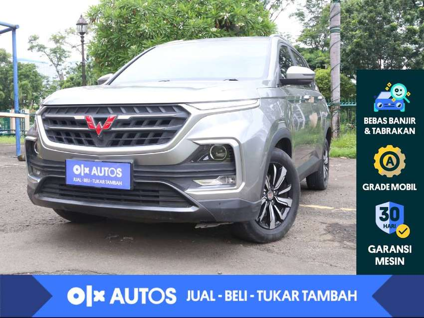 [OLX Autos] Wuling Almaz 1.5 Exclusive 5 Seater 2019 Abu-abu 0
