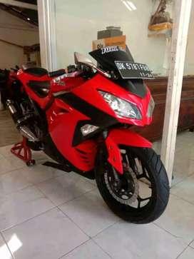 Ninja fi 2013 cash /kredit bali dharma motor