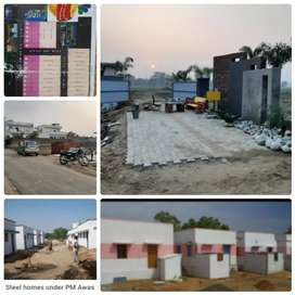 50yard house Rate5.50Lac. In Puda Approved colony Dhandra road Ldh.