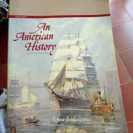 An American history by Rebecca Brooks Gruver