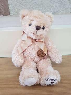 Boneka Beruang Teddy Bear Safari TESEUM ORIGINAL Korea