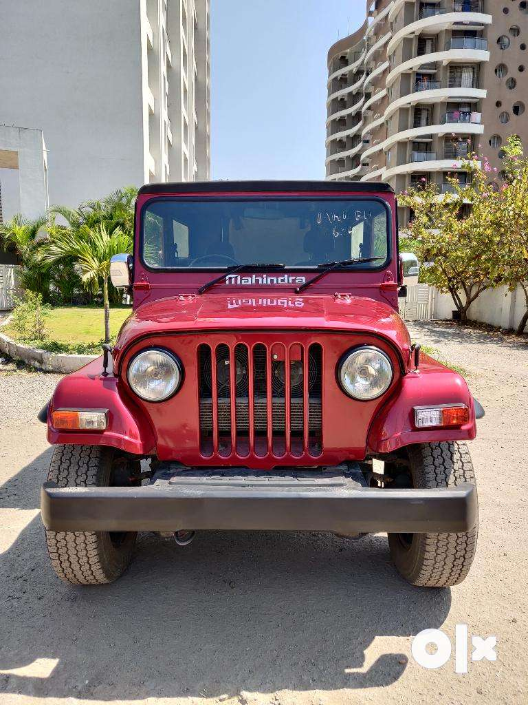 Mahindra Thar CRDe 4x4 AC, 2014, Diesel 0