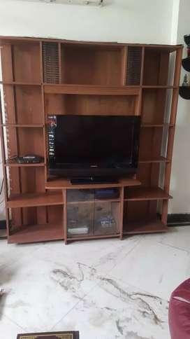TV &Books stand