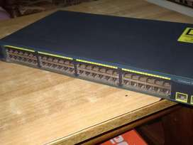 CISCO 2960 Layer 2 Networking Switch