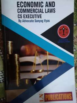 CS executive economic and commercial law