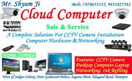 Cloud Computers Services