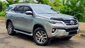 Toyota fortuner VRZ silver facelift 2019 km.14rb  tgn.satu nopol D