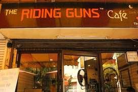 Dibutuhkan cepat Karyawan Guns Cafe & Resto