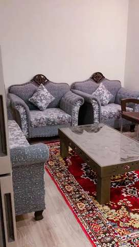 E 11_PER Day apartment available 2 bed full furnished for rent