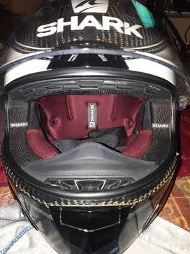 Helm Shark Race R Pro carbon seri Kolov