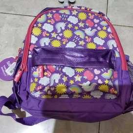 Tas bag backpack smiggle teeny tiny skip asli original