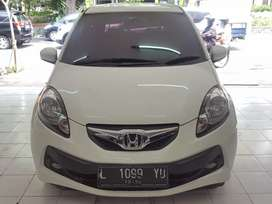 Honda Brio 1.2 E Matic / At 2014 #brio ckd#brio putih#2014#