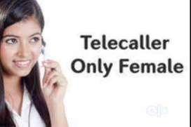 Female Telecaller for call center