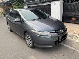 Honda new city 2009 e matic