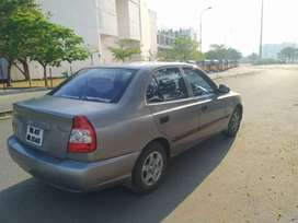 Hyundai accent good condition car
