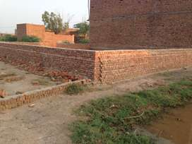Plot for sale in muslim town sargha
