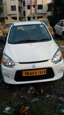 Commercial Maruti Suzuki Alto LXI 2017-Finance Available
