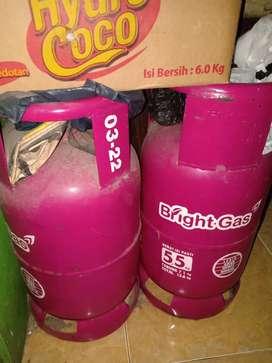 Tabung gas 5,5 kg