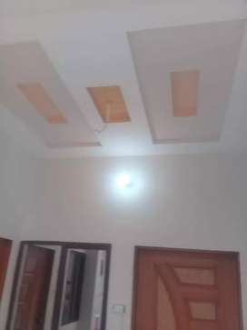 Independent kothi, car parking, 2 BHK attached bathroom,