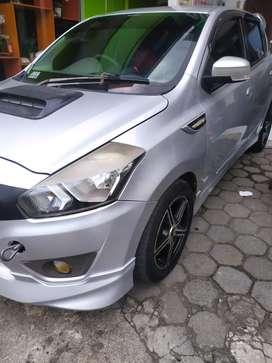 Datsun Go Panca 2014 Bensin