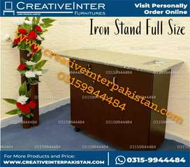 FullyStructured iron stand istri whholeesale bed wardrobe table sofa