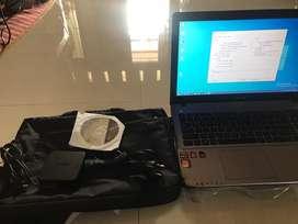 Laptop asus x550ze ram 8gb bisa tt pc/ hp yg sepadan