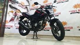 MANTUL BROW, ALL NEW CB150R BLACK DOFF - ENY MOTOR