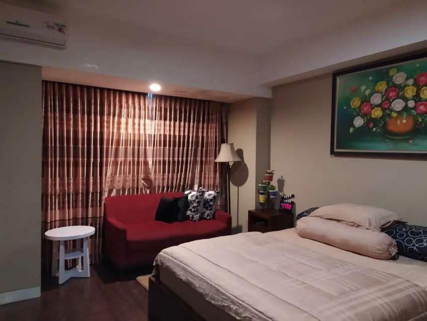 SEWA APARTEMEN DI JOGJA STUDIO TERLUAS 34M2 Mataram City