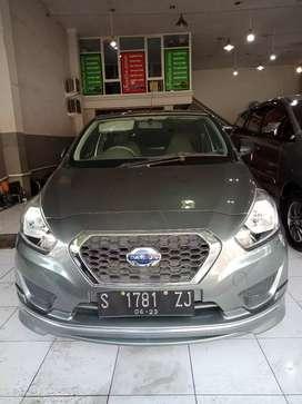Datsun Go+ panjang 2018 manual kredit harga murah mulus full ori