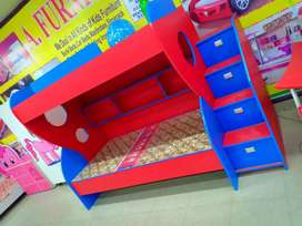 Double bunk bed new design