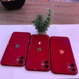 Iphone 11 128gb red second ex inter