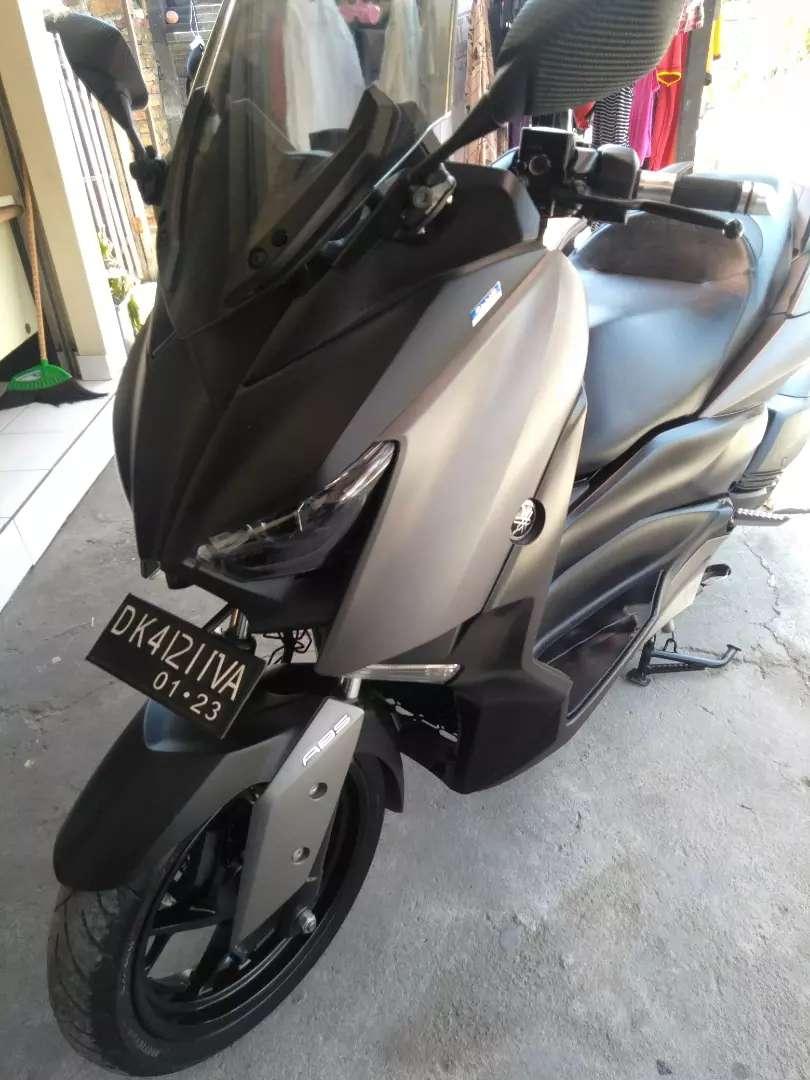 Yamaha XMAX abu hitam 2018 istimewa 0