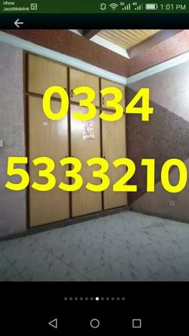G11/4 Housing foundation D Type Flat For Rent Ground floor