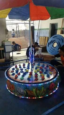 pancingan ikan elektrik odong2 mainan labirin run NP