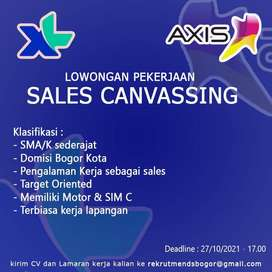 Sales Canvassing