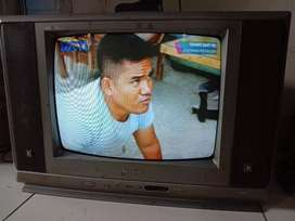 Tv tabung 21in murah meriah normal