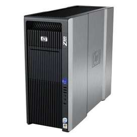HP Z800 workstation