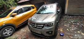 Kwid 2015 top model up for sale