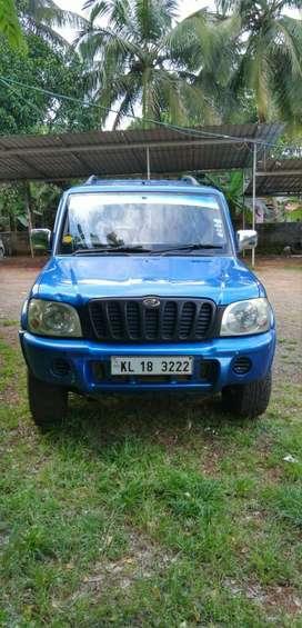 Mahindra Scorpio 2.6 Turbo 9 Str, 2003, Diesel