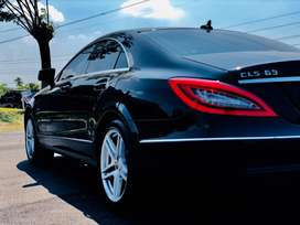 Mercedes Benz CLS350 CGI Facelift 2011 Black On Beige Very Great Cond!