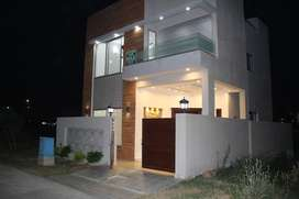 05 MARLA HOUSE FOR SALE FACING PARK IN 9TOWN DHA LAHORE