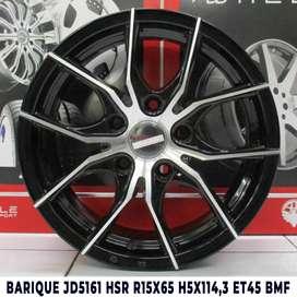 BARIQUE JD5161 HSR R15X65 H5X114,3 luxio,grandmax dll