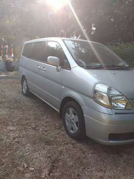 Nissan Serena Cth 2008 A/T hrg 72 jt nego.