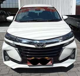 Toyota. Grand New Avanza G M/T 2019 Putih cc 1.3