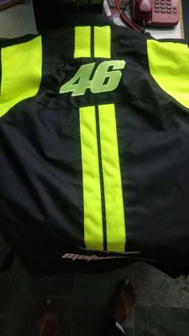 Brand new VR 46 Riding jacket