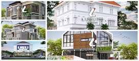 Jasa arsitek khusus rumah mewah di Makassar