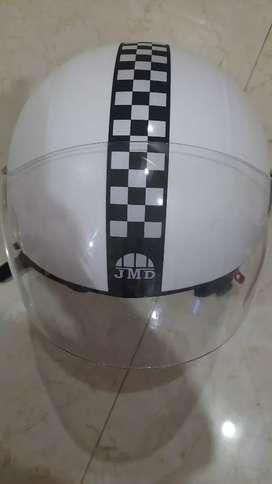 New helmet
