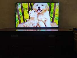 Sony Wifi connectivity 42inch full 4k smart android led tv Dolby sound